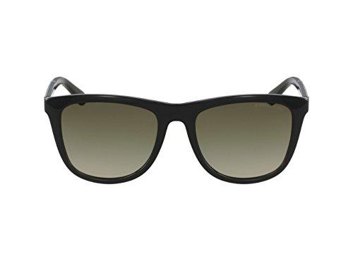 8cbc5d9dcbf40 Michael Kors Eyewear Womens Algarve Square Sunglasses (Black)