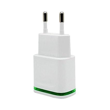 Amazon.com: Evokem - Cargador USB de pared para teléfonos ...