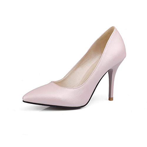 Sandales EU 36 SDC05572 5 Femme Compensées AdeeSu Rose Rose HnFqwOxp