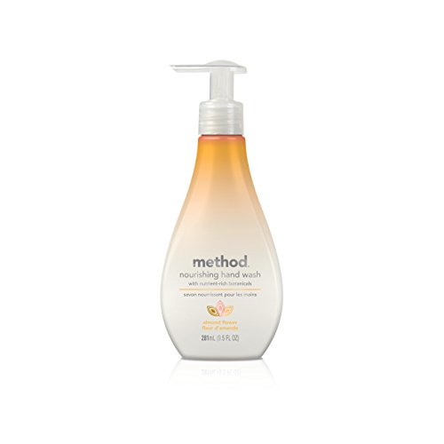 Almond Liquid Hand Soap - 6