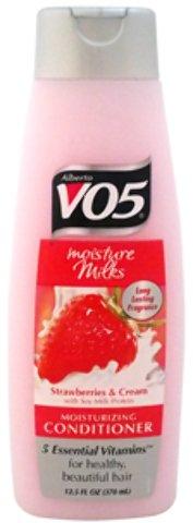 Alberto VO5 - Moisture Milks Strawberries & Cream Moisturizing Conditioner (12.5 oz.) 1 pcs sku# 1898588MA