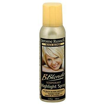 Jerome Russell - B-blonde - Highlight Spray - 3.5 Oz. Beach (Highlight Bblonde Jerome Russell)