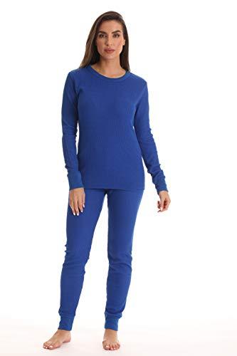 Just Love Women's Thermal Underwear Set - Sleeve Long Underwear Long