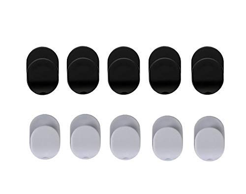 10 Pcs Ring Hook Mount Accessories for Universal Cellphone Finger Ring Holder Grip Stand