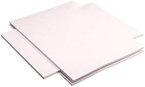 Transferencias de camiseta, 100 hojas A4 de papel de transferencia de calor por sublimación de tinte para taza, taza, plato, camiseta de poliéster y algodón: Amazon.es: Oficina y papelería