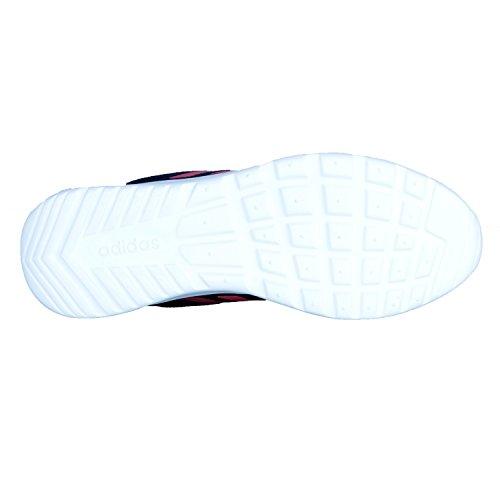 Adidas Kvinders Fritid Løbesko Cloudfoam Qt Racer W Lmt Blå / Lyserød / Hvid CoFlåde / BoLyserød / Ftwwht Vlfbf