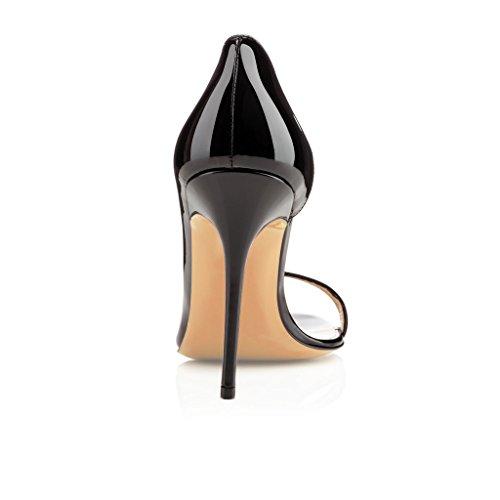 elashe - Zapatos con tacón Mujer negro