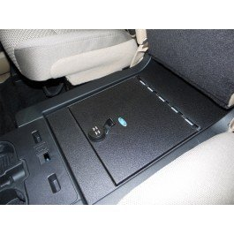 Ford Genuine VFL3Z-2806202-C Locking Vault for Center Armrest Console