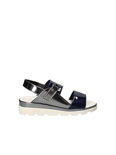 Donna La Flexx Jinny Sandalo Blu ACwdq8C