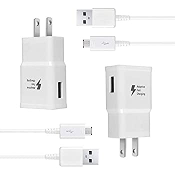 Amazon.com: Adaptive Fast Wall Charger Compatible with ...