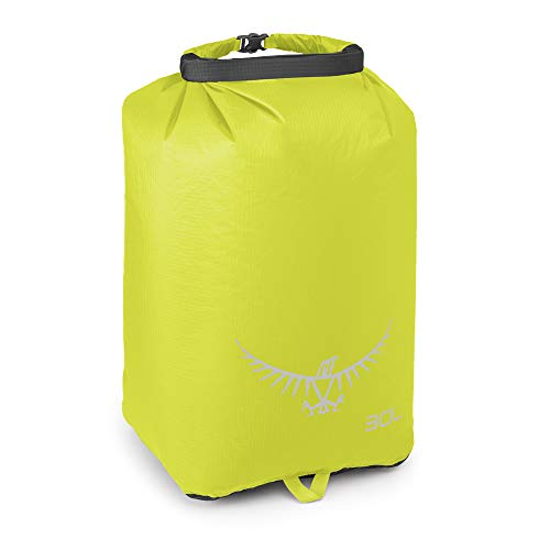 Osprey UltraLight 30 Dry Sack, Electric Lime, One Size