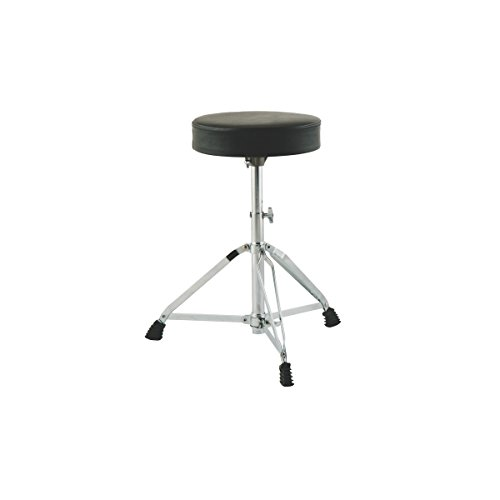 Double Braced Tripod Drum Throne - On-Stage MDT2 DrumFire Double-Braced Drum Throne