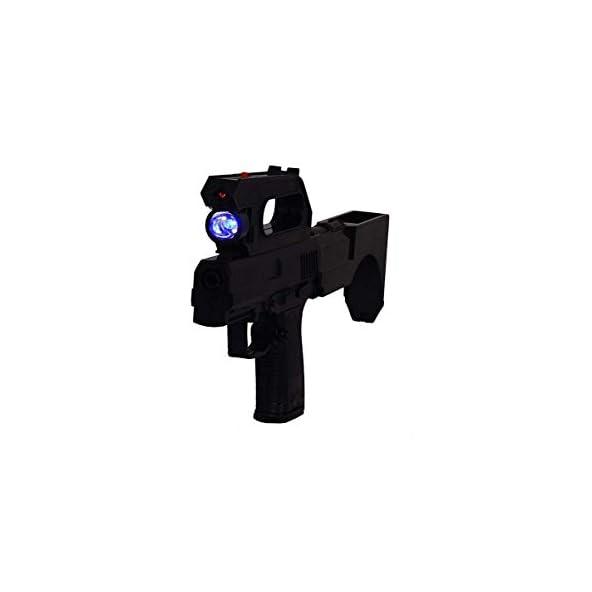 BABYGO Toy Folding Pistol Mauser Toy Gun for Kids