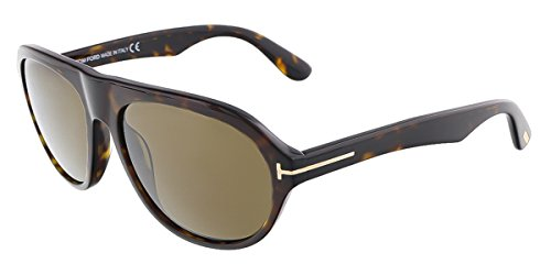Tom Ford Sunglasses - Ivan / Frame: Tortoise Lens: - Aviator Women Ford Sunglasses Tom