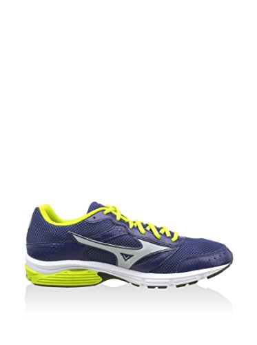 Mizuno Scarpa Da Courir Impulsion De Vague 3 Blu Eu 44 (us 10.5)