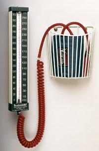 Baumanometer Wall - 6