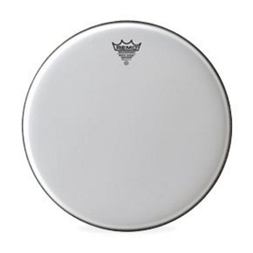 Remo BE0816-WS White Suede Emperor Drum Head - 16-Inch
