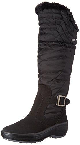 Pajar Women's Natasha Boot, Black, 37 EU/6-6.5 M US