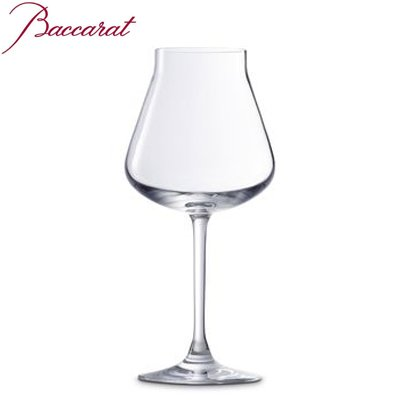 Baccarat Baccarat wine glass Chateau Baccarat white wine S 20.5cm 2610697 [ parallel import goods ] by Baccarat