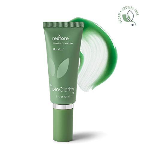 bioClarity Restore, Skin Superfood Gel   100% vegan, Antioxidant-Powerhouse derived Naturally from Chlorophyll   60 day supply