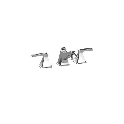 Toto TL221DD#CP Connelly Widespread Bathroom Sink Faucet, Polished Chrome Chrome