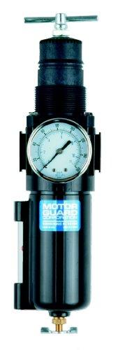 Motor Guard AC4525 1/2 NPT Combination Compressed Air Filter Regulator by Motor Guard
