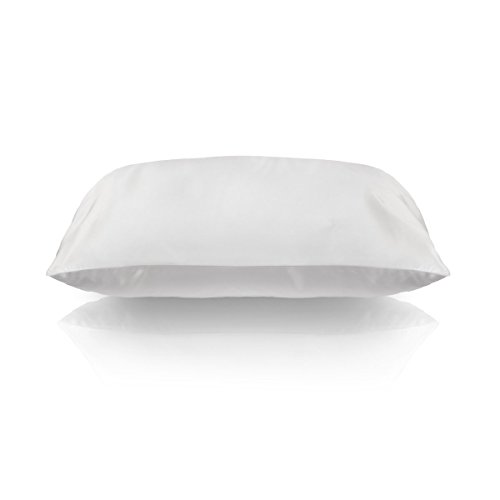 The Hollywood Silk Solution Silk Pillowcase - White