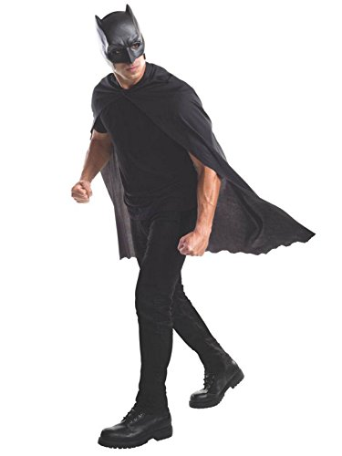 (Rubie's Costume Co Batman Cape Set Costume Accessory)