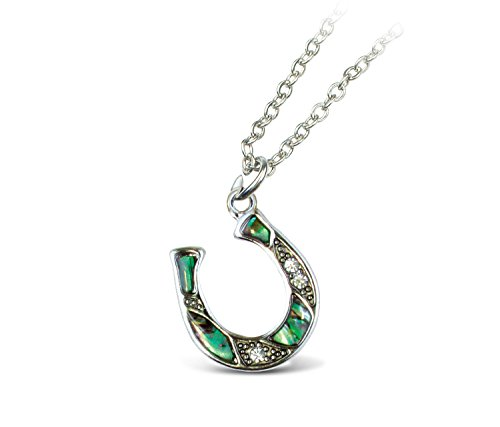 Special Horseshoes Necklace (Puzzled Necklace - Link Style Chain 18