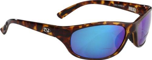 ONOS Oak Harbor Polarized Sunglasses (+2.5 Add Power), Tortoise, - Sunglasses Oak