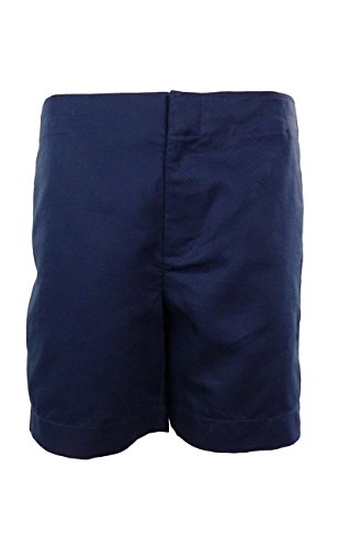 Cheap Lauren Ralph Lauren Women's Buttoned Cotton Shorts for sale