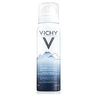 Vichy Mineralizing Thermal Water Rich in 15 Minerals, 1.69 Fl Oz