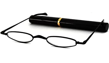 b93d4176d407 Image Unavailable. Image not available for. Color  Able Vision Reading  Glasses Reading Glasses - MT-1 Ultra-Thin Black ...