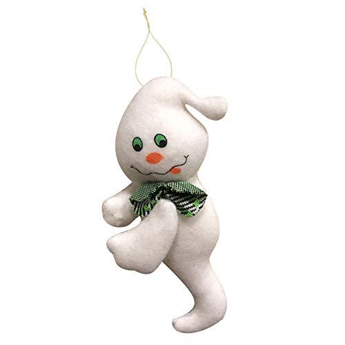 Halloween Dolls,Lovewe Plush Pumpkin Cat Gohst Cute Girl Dolls Children Toy Halloween Birthday Gift Home Decor (B)