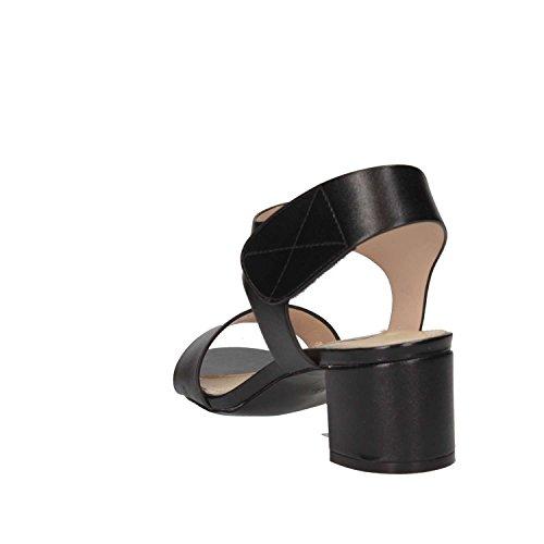 Sandales Noir Ikaros Femme B1734NERO Ikaros B1734NERO HfxOq7