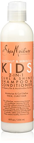 Shea Moisture Kids Curl & Shine 2-in-1 Shampoo & Conditioner  8oz