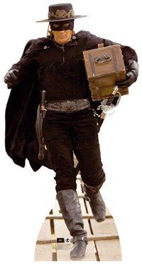 Antonio Banderas as Zorro, with Chest Cutout #548