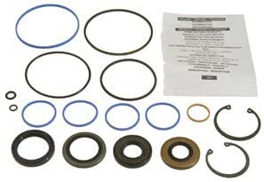 and Snap Ring ACDelco 36-349710 Professional Steering Gear Pinion Shaft Seal Kit with Bushing Seals