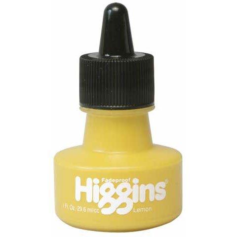 Higgins Pigmented Drawing Ink, Violet, 1 Ounce Bottle (Higgins Drawing Ink)