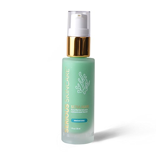 Serious Skincare Ultra-Mare Pure Marine Infusion Serum, 1 Ounce