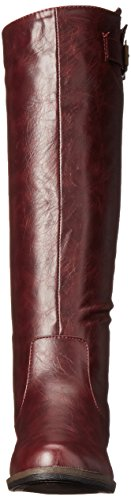Women's Knee Joani Co Red Brinley Boot High nUZzxB