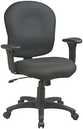 Office Star Sculptured Task Chair