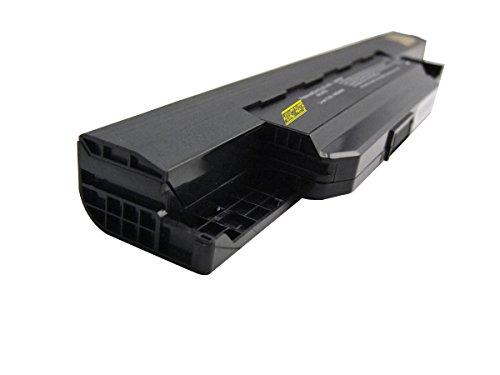 ll 11.1V 5200mAh High Capacity Generic Replacement Laptop Battery for X43TK,X43U,X43EC,X43EE,X44,X44C,X44H,X44HR,X44HY,X44L,X44LY,X44E,X44EI,X53,X53B,X53BR,X53BY,X53TA,X53TK,X53T,X53U,X53Z,X54,X54C,X54H ()