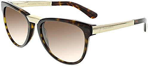 D&G Dolce & Gabbana Womens 0DG4257 Square Sunglasses, Dark Havana, 54 - And D Amazon G Sunglasses