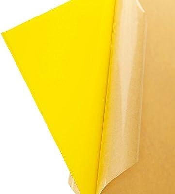 Yellow 12 x 24-1//8 HHC Falken Design falkenacrylic/_2016/_118/_12x24 Acrylic Sheet Plastic//Plexiglas//Lucite 12 x 24-1//8