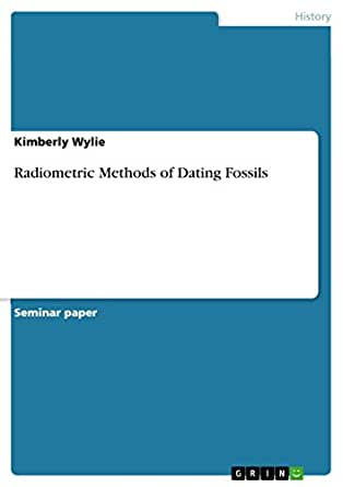 List of fossil dating methods