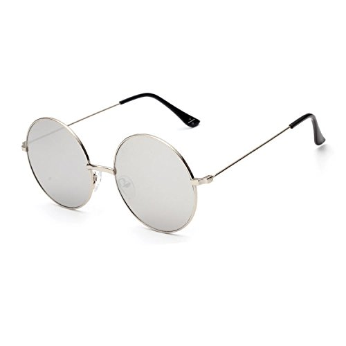 Midtown - by Addicted Brands. Silver Lens - Midtown Sunglasses