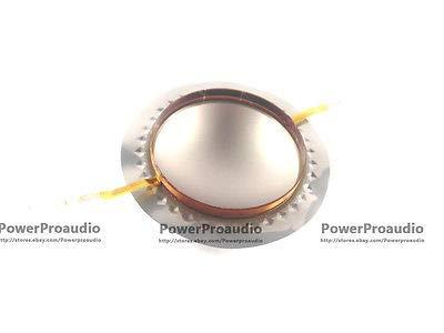 FidgetFidget Aftermarket diaphragm for 8 ohm Aluminium Flat Wire 8Ohm 2pcs