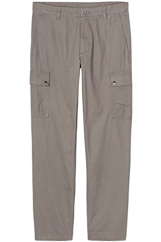 Pantaloni Cargo In Grigio Find grey Uomo Cotone ZaRqxwz