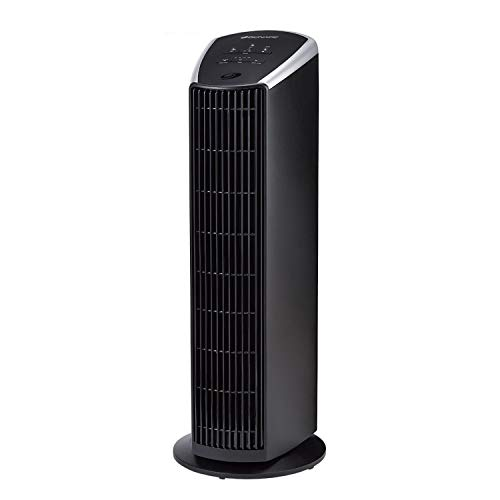 Bionaire Germ-Fighting Permanent Filter HEPA Air Purifier Black